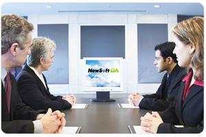 NewSoft OA堅持專屬服務用心輔導客戶