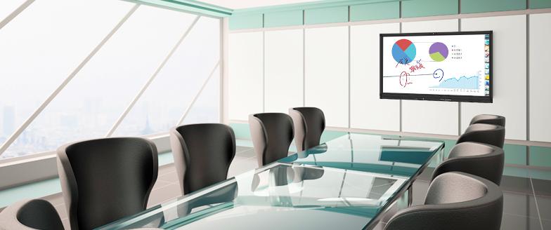 智慧互動式電子白板